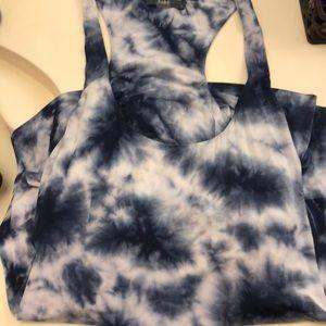 Women's tank blouse